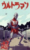ultraman by MikkelSommer