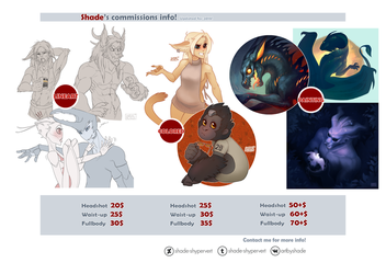 Commissions info by SHADE-ShyPervert