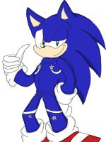 Sonic the hedgehog Request  by CinamounRoll