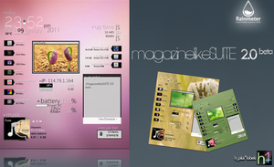 magazinelikeSUITE 2.0beta by hpluslabels