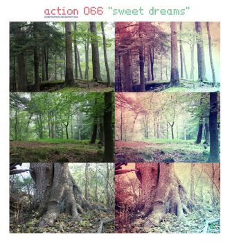 ACTION 066 'SWEET DREAMS' by ModernActions