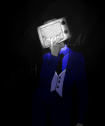 Scp-2030 drawingggggg by MinnaMew