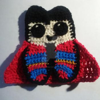 super tooth or super cute? by crochetamommy