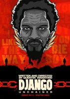 Django Unchained Poster by odindesign