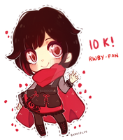 ruby *q* by Badooples