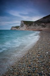 Durdle Cove by cardinal