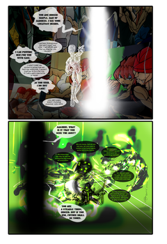 DA Secret wars page 29 by Ritualist