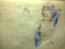 Mizore by Icantdrawhands