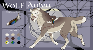 WoLF | Aalva | 2017 by Phicarus