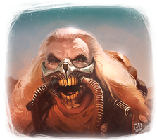 Immortan-Joe by JakkeV