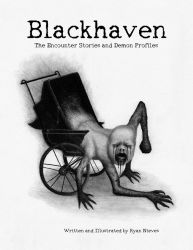Blackhaven The Encounter Stories And Demon Profile by Pyramiddhead
