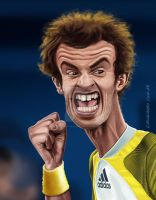 Andy-Murray by NestorCanavarro