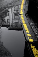 the yellow line by O-Renzo