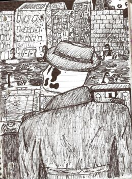 Rorschah by Ria2woodlands