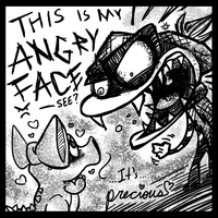 My Angry Face by Altermentality