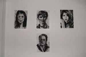 just some portraits by theandro