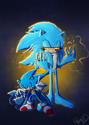 Sonic and Heephis-Energy by Gigi-D