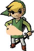 Fat Link for EpicSonic64 by Dramakin