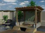 My design 3D with 3ds max 09 by 08-Uchimata