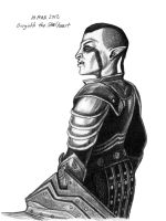 Borgakh the Steel Heart by rogue-freighter