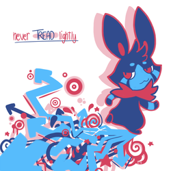 .Never Tread Lightly. by crayon-chewer