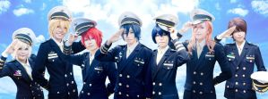 Uta No Prince Sama - Shining Airlines by PopoNyan