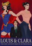 Louis and Clara: The New Adventures of Superwoman by pristineungift