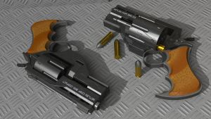 Motley 9mm. Compact by SteamTank