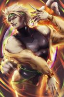 Dio the World by FallenDaw