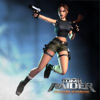 Tomb Raider: Darkness In Action by Irishhips