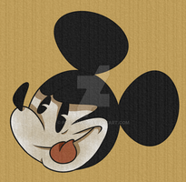 Mickey Mouse (Previous Icon) by POB-DAWG
