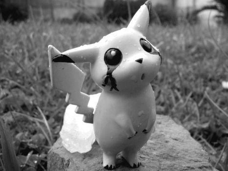 The last day of Pikachu by caothicart