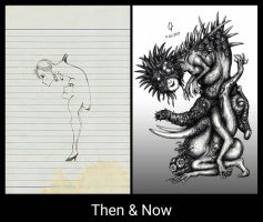 Then  Now by atati23