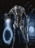 Space Jockey by Decepticoin