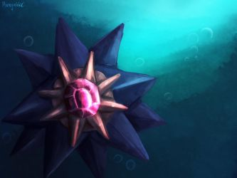 Starmie by RoyaleMay
