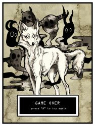 Game over by Lycanium