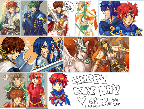 HAPPY ROY DAY (6.1) by TofuPower