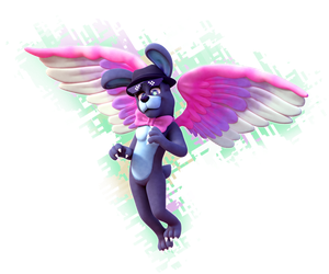 Commission: Raggedy Cargo! by SmashingRenders