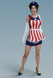American Maid G3 Iray by member9