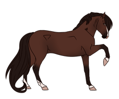 Horse Adopt 173 - Sold by Miss-Adopts