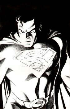 DC Icon  Superman by BroHawk