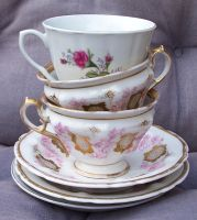 Teacup Stock by ValerianaSTOCK