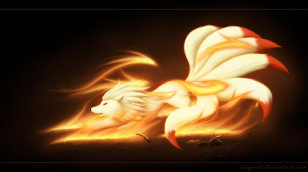 Flash Fire by RiceGnat