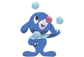 Pop-Pop-Popplio! by Seraphinae