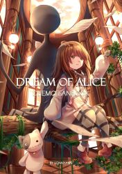 Dream of Alice : Demoo Fanbook by sonnyaws