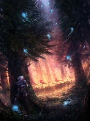 World of Warcraft - Battle for Azeroth II by JJcanvas