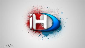 HD Logo iHD by ArkCps