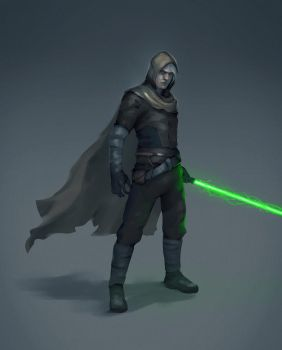 Jedi of the Dune by VincentiusMatthew
