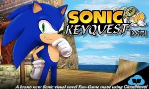 Sonic Keyquest: Game [link in description] by Nibroc-Rock