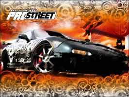 Need For Speed Pro Street by MiriV